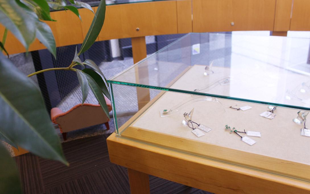 大阪・中央区にある新光貴のショールーム