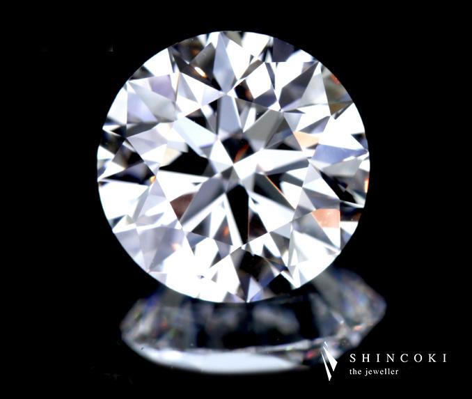 TYPE2A ゴルコンダダイヤモンド 1.526ct D VVS1 3EXHC ダイヤモンド ルース ※GIA鑑定書付