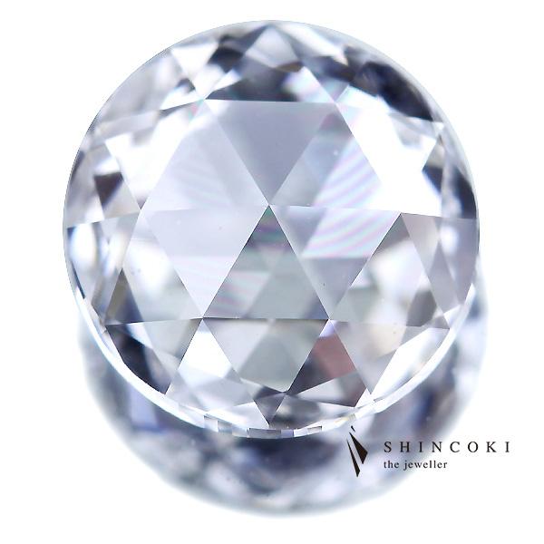 0.78ct E VVS2 ローズカットダイヤモンドルース※GIA DIAMOND GRADING REPORT付