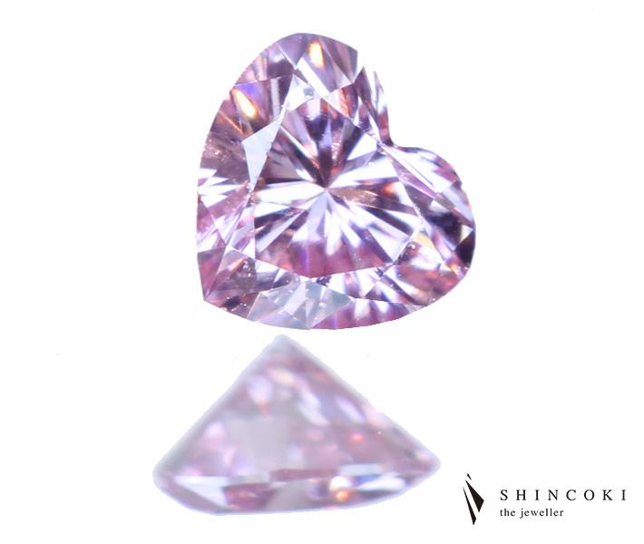 ピンクダイヤモンド ルース 0.067ct
