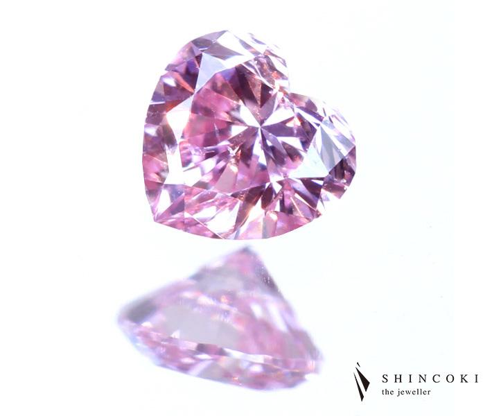 ピンクダイヤモンド ルース 0.072ct