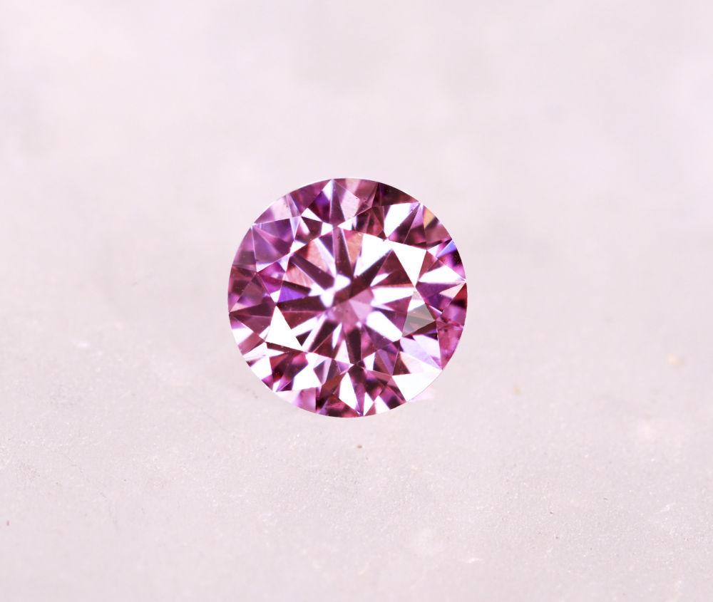 【新着ルース】FANCY INTENSE PURPLISH PINK SI1 0.23ct アーガイルピンクダイヤモンド[アーガイル証明書/GIA]
